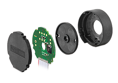 Precision digital encoders for DC brushed and brushless (maxon EC) motors