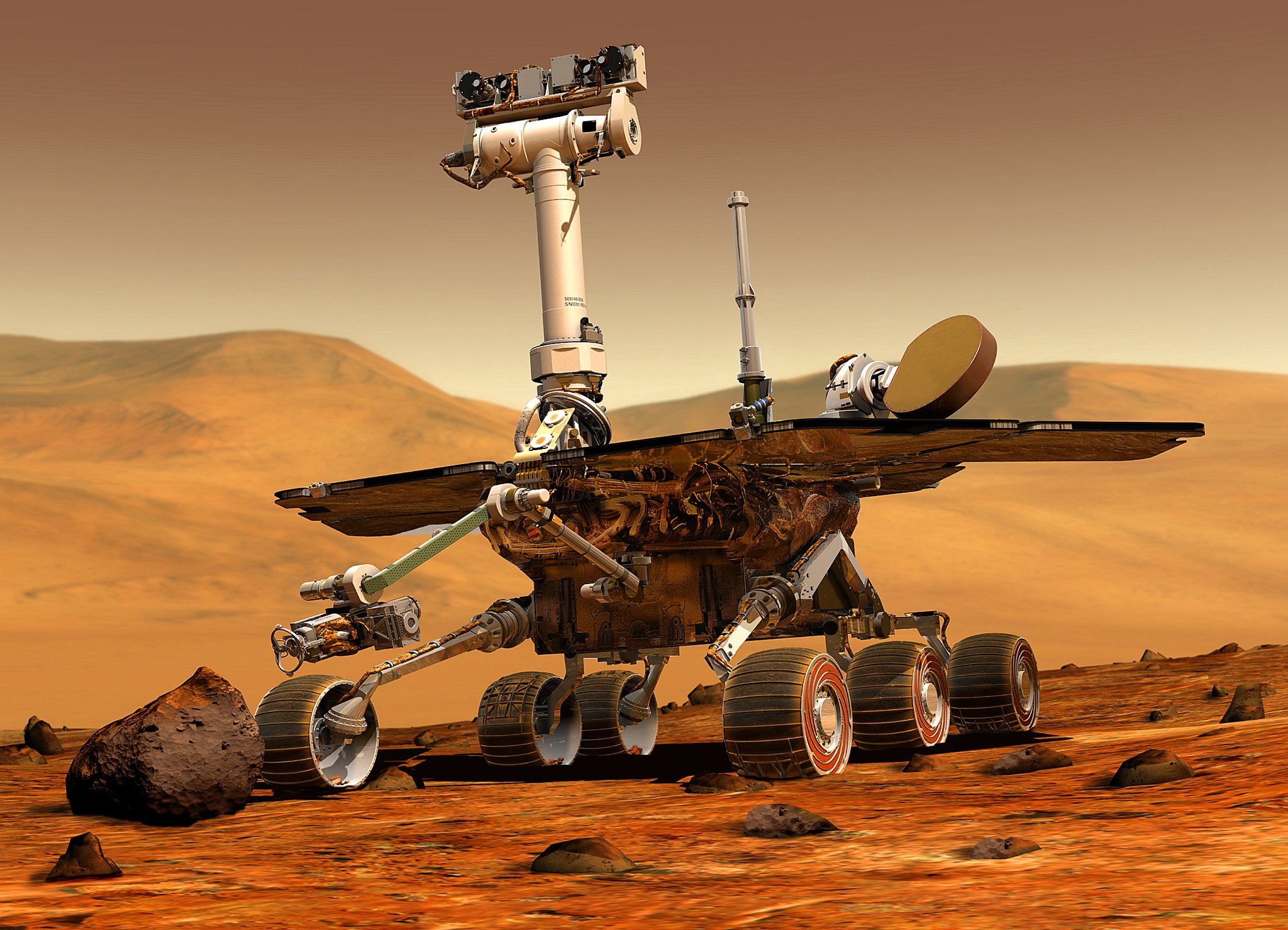 Over the past few weeks, NASA engineers tried to contact Opportunity several times